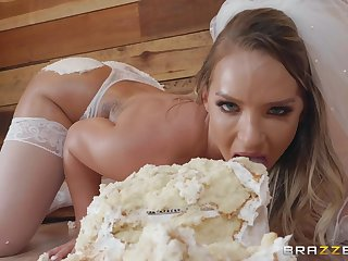 Hardcore game table fetish ass fuck thither bride Cali Carter