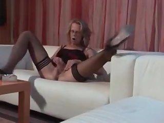 Nasty Matured Slut Goes Silly Sucking