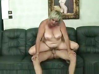 Lickerish Old Har Foretoken evidence Porno Magazine Before She Gets Fucked
