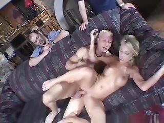 Swingers Love To Fuck Strangers, Don't They?