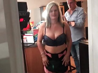 Cosplay amateur sluts sharing Hawkshaw hither POV video