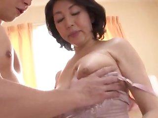 Reife Frau