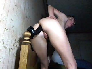 Solo amateur dildo Can Fucking