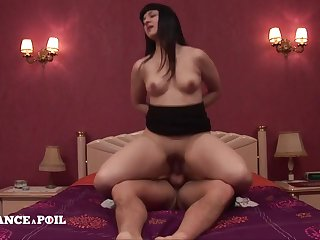 Young Doll Dark Haired Student Whore Gets Pounded