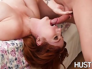 Lauren Phillips - Experimental Anal Threesome With DP