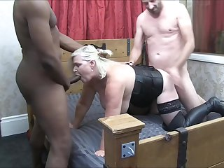 Lacey Decides About Give A Promising Newbie Freddie An Opportunity About Film With Her With Lacey Starr