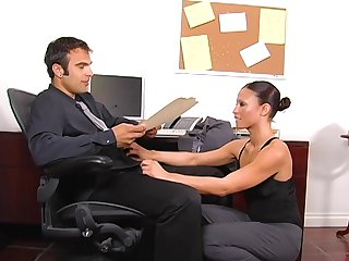 Anal for the office secretary on touching hardcore XXX