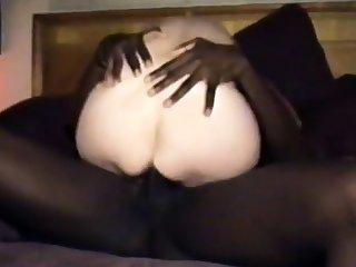 cuckold's tie the knot gets a dark black cock full of juice.